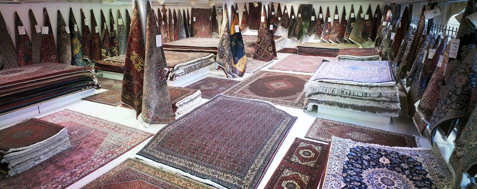 rengøring af ægte tæpper
